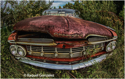 april-group-b_gonzalez_raquel_my-red-chevy_honorable-mention