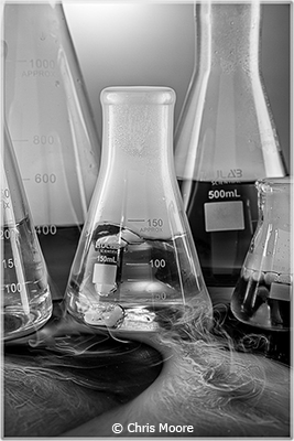 Chris_Moore_Image-of-the-Month_April-Monochrome_Smokin-Flasks