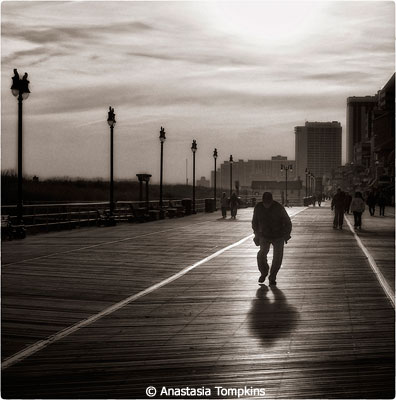january_b_and_w_anastasia_tompkins_atlantic_city_boardwalk