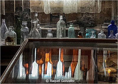 October-Theme-Reflections_Gonzalez_Raquel_Bottle-Collection