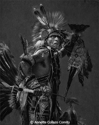 Annette_CollazoComito_Warrior-Dancer_Honorable-Mention_October-Monochrome_20191005