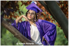 Ramon-Richards_HSGraduation_October-Theme-The-Color-Purple_HSGraduation_Honorable-Mention
