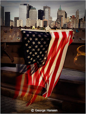 September Altered Reality_Hansen_George_From the WTC